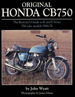 Original Honda CB750 by John Wyatt