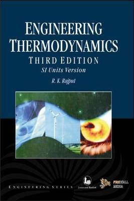 Engineering Thermodynamics by R. K. Rajput