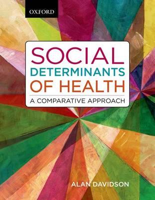 Social Determinants of Health by Alan Davidson
