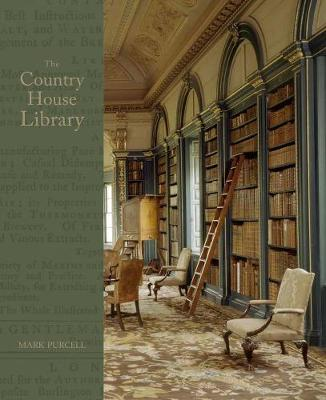 Country House Library by Mark Purcell