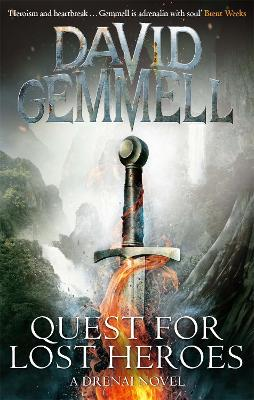 Quest For Lost Heroes by David Gemmell