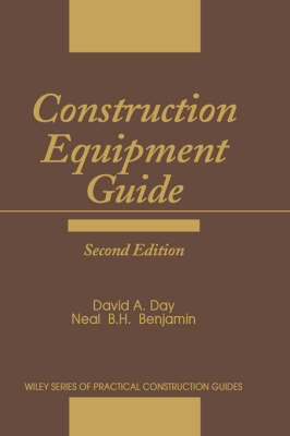 Construction Equipment Guide book