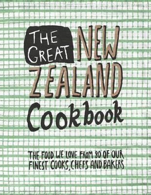 The Great New Zealand Cookbook by Murray Thom