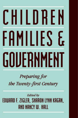 Children, Families, and Government book