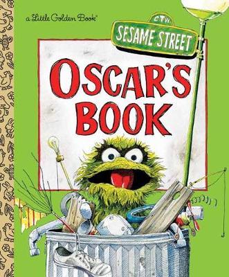 Oscar's Book by Golden Books
