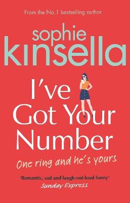 I've Got Your Number book