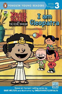 I Am Cleopatra book