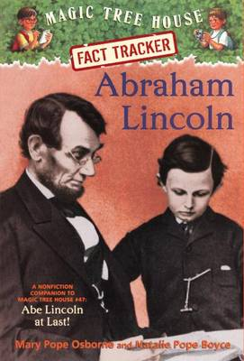 Abraham Lincoln by Natalie Pope Osborne Boyce