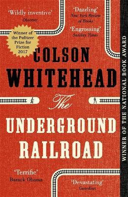 Underground Railroad book