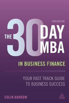 30 Day MBA in Business Finance by Colin Barrow