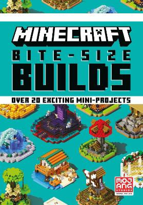 Minecraft Bite-Size Builds by Mojang