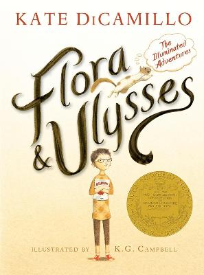 Flora & Ulysses: The Illuminated Adventures book