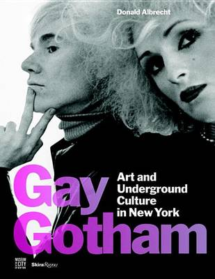 Gay Gotham by Donald Albrecht