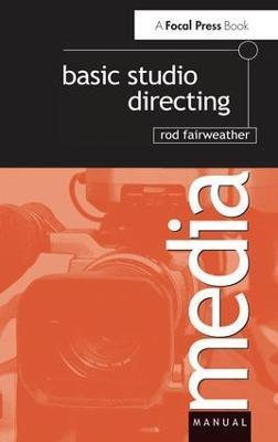 Basic Studio Directing book