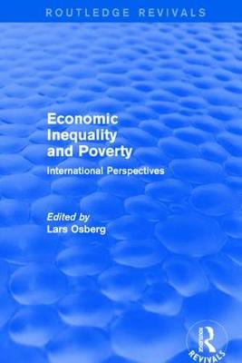 Economic Inequality and Poverty: International Perspectives by Lars Osberg