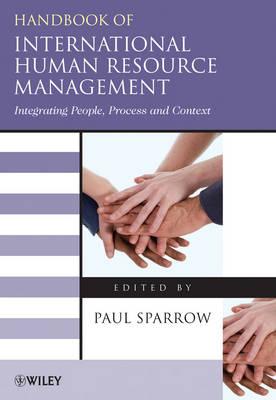 Handbook of International Human Resource Management book