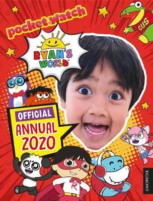 Ryan's World Annual 2020 book