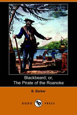 Blackbeard by B Barker