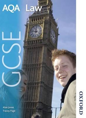 AQA Law GCSE AQA Law GCSE Student's Book by Alan Jones