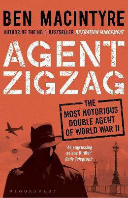 Agent Zigzag book