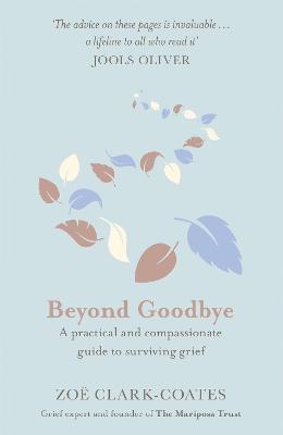 Beyond Goodbye: A practical and compassionate guide to surviving grief, with day-by-day resources to navigate a path through loss by Zoe Clark-Coates