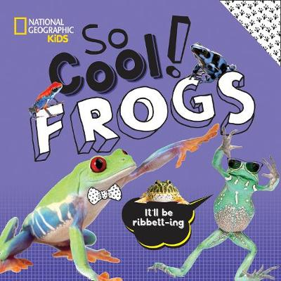 So Cool: Frogs book