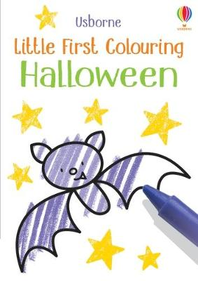 Little First Colouring Halloween by Kirsteen Robson
