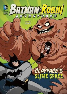 Clayface's Slime Spree book