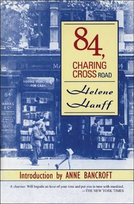84, Charing Cross Road by Anne Bancroft