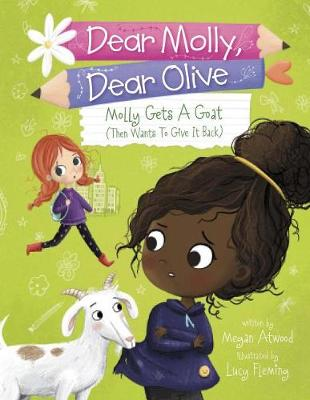 Molly Gets a Goat book