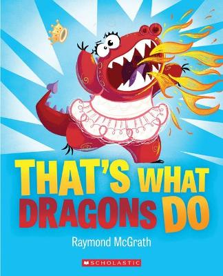 That's What Dragons Do book