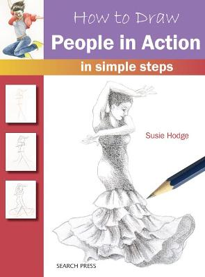 How to Draw: People in Action book