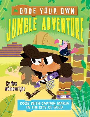 Code Your Own Jungle Adventure book