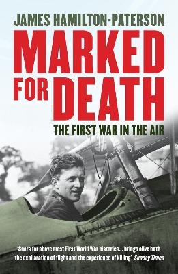 Marked for Death by James Hamilton-Paterson