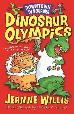 Dinosaur Olympics by Jeanne Willis