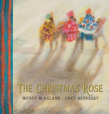 Christmas Rose by Wendy Blaxland