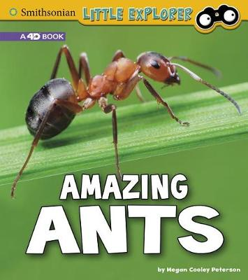 Amazing Ants: A 4D Book by Megan Cooley Peterson