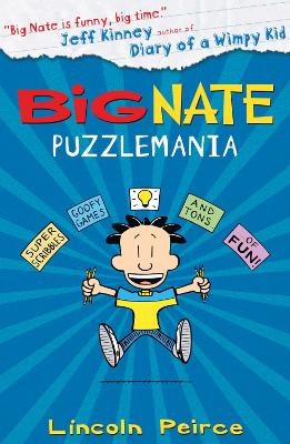 Puzzlemania by Lincoln Peirce