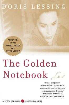 The The Golden Notebook by Doris Lessing