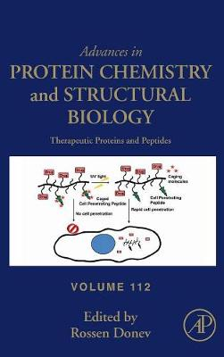 Therapeutic Proteins and Peptides by Rossen Donev