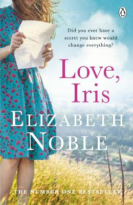 Letters to Iris book