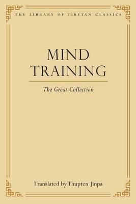 Mind Training by Thupten Jinpa