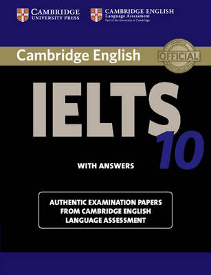 Cambridge IELTS 10 Student's Book with Answers by