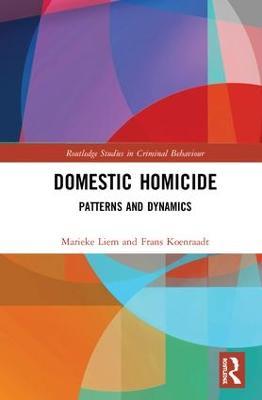Domestic Homicide by Marieke Liem