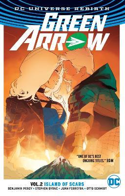 Green ArrowTP Vol 2 (Rebirth) by Benjamin Percy