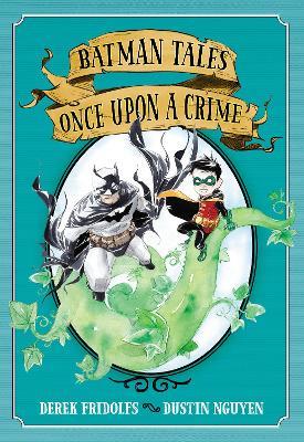 Batman Tales: Once Upon a Crime book