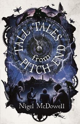 Tall Tales From Pitch End book