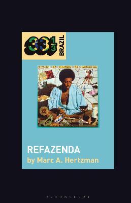 Gilberto Gil's Refazenda book