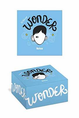 Wonder Notes by R J Palacio