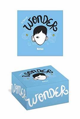 Wonder Notes by R. J. Palacio